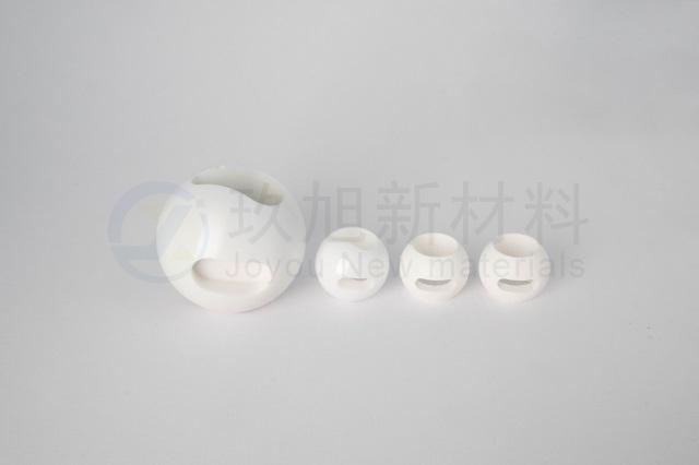陶瓷阀球和不锈钢球阀的比较