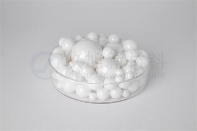 陶瓷阀球表面质量评价方法